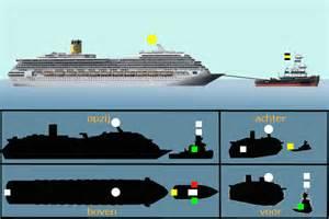 Een Schip by Lichten En Dagmerken Navigatielichten Vaarbewijs 1