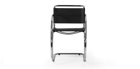 fauteuil cantilever par ludwig mies der rohe