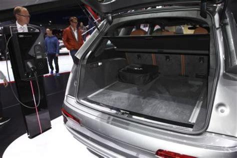 audi q7 e 2015 224 bord du 1er suv diesel hybride rechargeable l argus