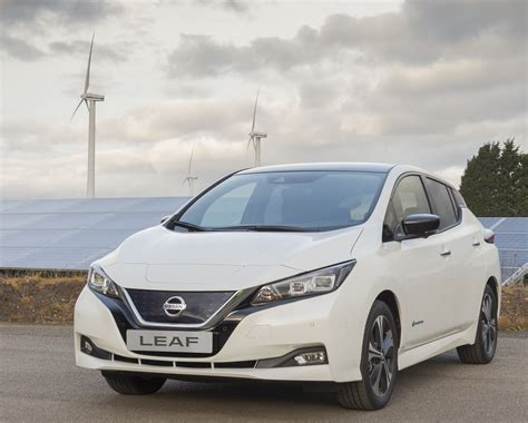 New 2018 Nissan Leaf Portugal Prices Revealed  Push Evs
