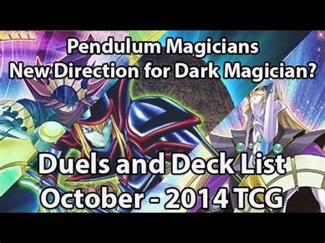 yugioh pendulum deck profile post oct doovi