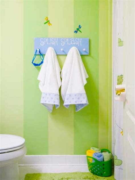 Kid's Bathroom Decor Pictures, Ideas & Tips From Hgtv  Hgtv