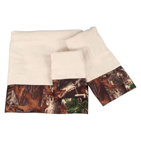 camo bathroom decor 3 camouflage towel set camo trading