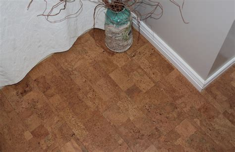 New Dimensions Ladrillo Cork Flooring-traditional