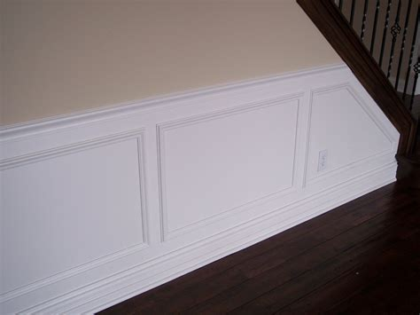 Chair Rail & Panel Moulds