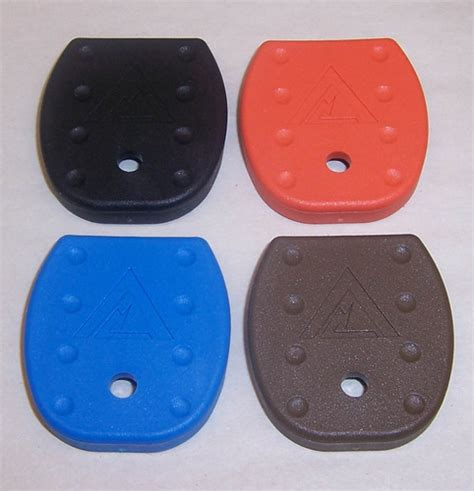 vickers tactical glock tactical magazine floor plate pk firearms