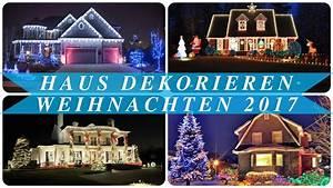 Weihnachten 2017 Trendfarbe : haus dekorieren weihnachten 2017 youtube ~ Markanthonyermac.com Haus und Dekorationen