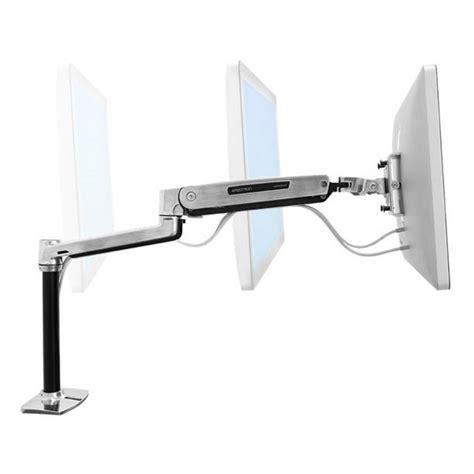 ergotron lx hd sit stand desk mount lcd arm 45 384 026
