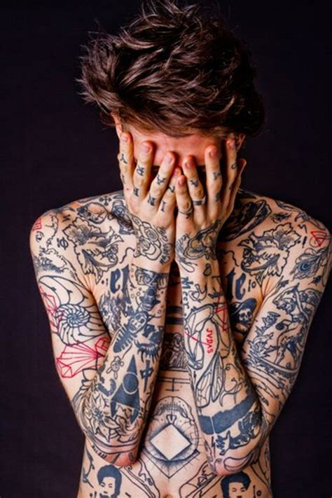 25 Amazing Full Body Tattoo Designs  Tattoo Collections