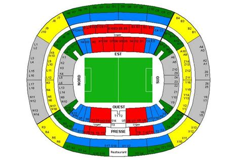 actualit 233 espagne plan du stade de club football football club de sillery