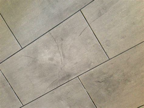 grout grey tile black grout help the home depot community