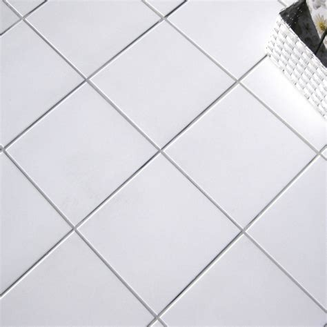 carrelage 20x20 blanc bossel 233