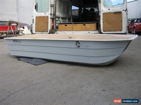 Small Catamaran For Sale Australia by Dinghy Tender 3 2m Devilcat Catamaran For Sale In Australia
