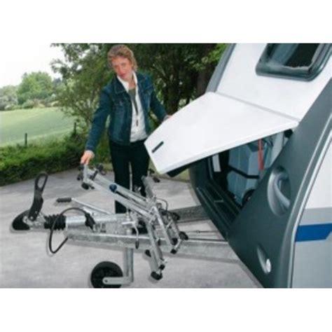 porte velo eufab 2 velos pliable inclinable de fleche remorque caravane 11805 esch profiboy