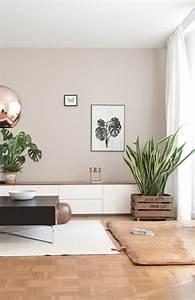 Wandfarbe Taupe Kombinieren : beige als wandfarbe dezent und edel ~ Markanthonyermac.com Haus und Dekorationen