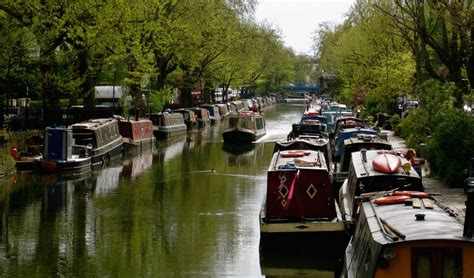 Rent Canal Boat London by London House Price Crisis Sending Young Professionals To