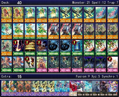 yu gi oh arc v spirit beast deck for ygopro by mokeymokeymokeymokey on deviantart