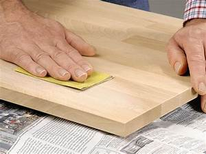 Holz Mit Wandfarbe Streichen : wie sie holz lackieren und lasieren bauhaus ~ Markanthonyermac.com Haus und Dekorationen
