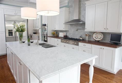 10 Pictures Of Gorgeous Marble Kitchens. Tile Floor Ideas. Modern Leather Sectional. El Dorado Stone. Industrial Night Stand. Outdoor Window Trim. Built In Media Center. Painted Brick Fireplaces. Brass Side Table