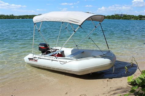 Inflatable Boat With Motor by 11 Saturn Dinghy Tender Sport Boat