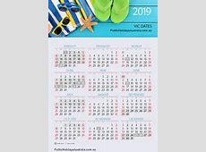 VICTORIA School Term Dates and School Holidays 2019