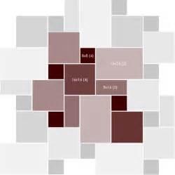 4 sz travertine versailles tile pattern sets bv tile