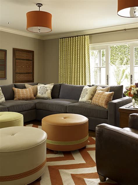 grey sectional living room ideas gray sectional contemporary living room artistic