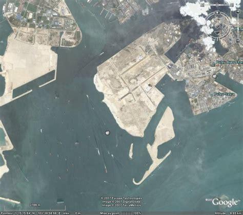 les ports du monde