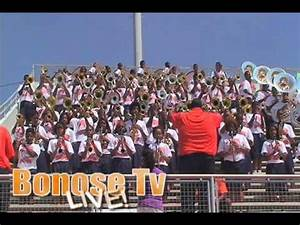 Bonose Tv LIVE! - O. Perry Walker Marching BAND - YouTube
