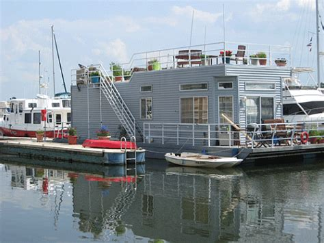 Living On A Boat Washington Dc unique spaces the live aboards of gangplank marina
