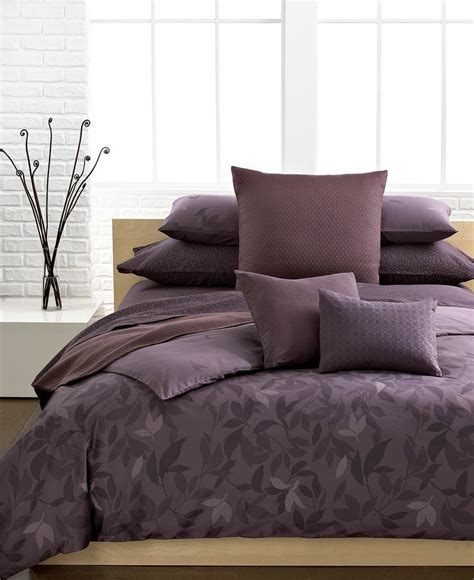 calvin klein elm comforter and duvet cover sets