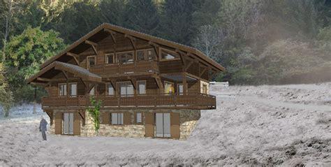 maison 224 vendre en rhone alpes haute savoie morzine chalet neuf magnifique sur plan avec 6