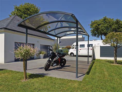 Abri Et Carport En Aluminium Pour Voiture, Campingcar