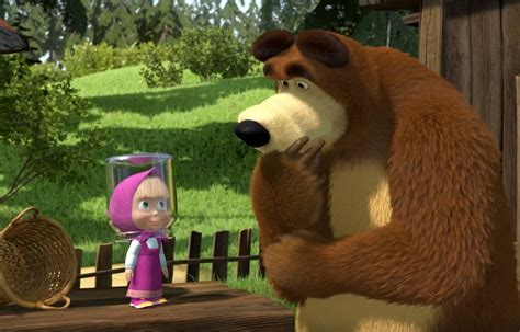 Masha And The Bear Tv Series