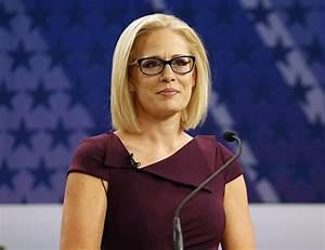 Democrat Kyrsten Sinema Wins Arizona Senate Race After ...