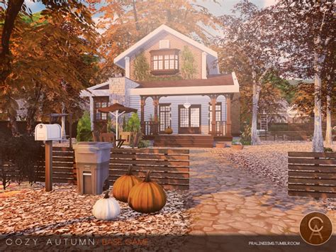 Pralinesims' Cozy Autumn