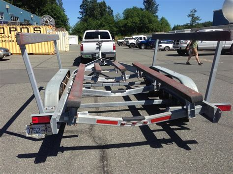 Boat Shrink Wrap Red Deer by 2008 13000lb Triple Axle Boat Trailer Priced To Sell