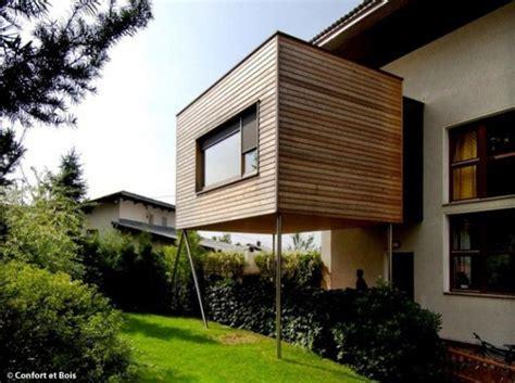 5 id 233 es d extension en bois pour ma maison extension en bois extension et 201 tages