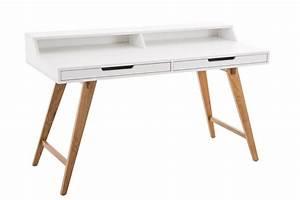 Tisch Weiß Holz : schreibtisch eaton wei eiche tisch sekret r holz b rotisch computertisch neu ebay ~ Markanthonyermac.com Haus und Dekorationen