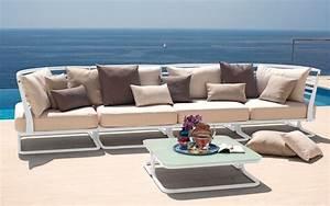 Gartenmöbel Aus Italien : garten lounge m bel marcel von emu lifestyle und design ~ Markanthonyermac.com Haus und Dekorationen
