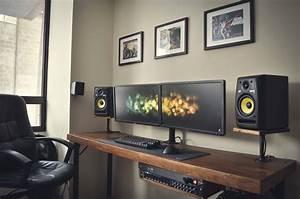 Gaming Zimmer Ideen : die besten 17 ideen zu gaming schreibtisch auf pinterest gaming setup lautsprecher f r pc und ~ Markanthonyermac.com Haus und Dekorationen