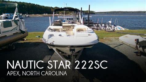 Nautic Star Boats For Sale by 2012 Nautic Star 222sc Apex North Carolina Boats