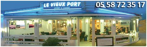 le vieux port a capbreton restauration tourisme landes 40
