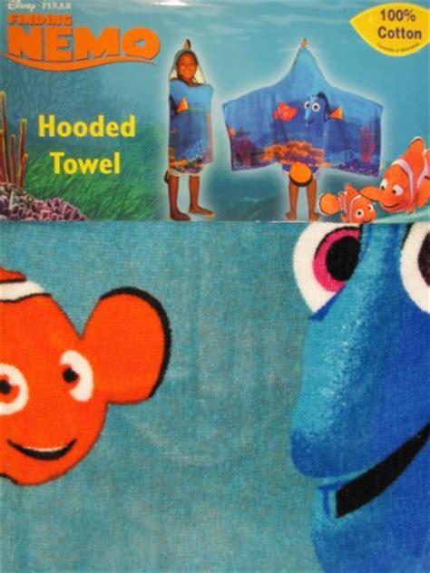 Disney Pixar Finding Nemo Bathroom Set by Shop For Disney Pixar Finding Nemo Dory Hooded Towel For