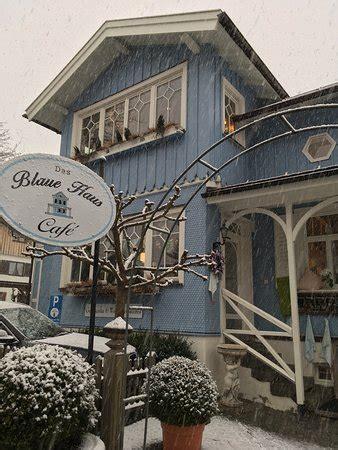 Cafe Blaues Haus, Oberstaufen Restaurantbeoordelingen