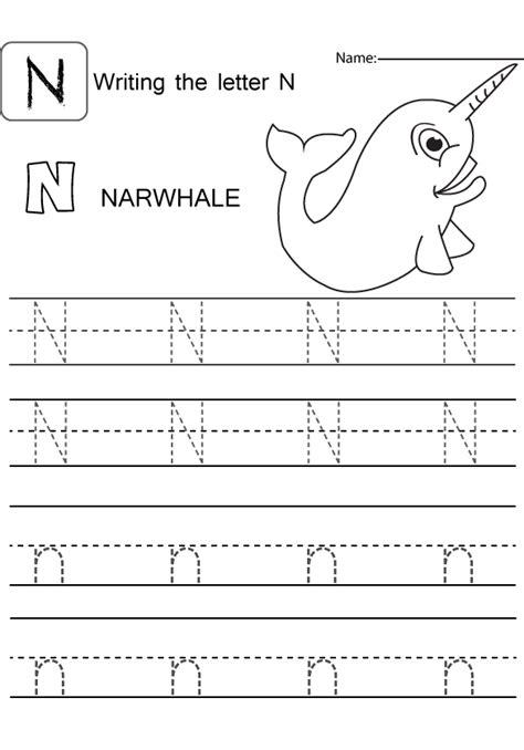 Lettercapitalandsmallnworksheet  Preschool Crafts