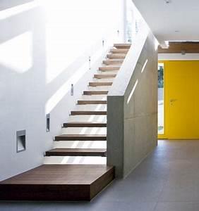 Halbgewendelte Treppe Mit Podest : wunsch treppen blockstufentreppe ~ Markanthonyermac.com Haus und Dekorationen
