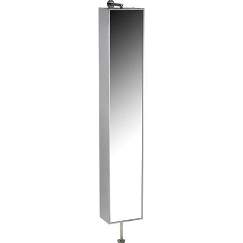 armoire de toilette imitation m 233 tal l 30 cm leroy merlin