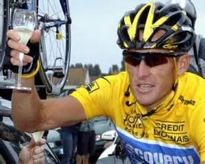 Lance Armstrong, le yankee-étalon - Causeur