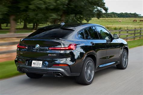 2019 Bmw X4 M40i First Drive Review  Digital Trends